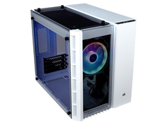 Корпус Corsair Crystal Series 280X RGB TG White CC-9011137-WW