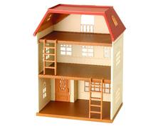 Кукольный домик Sylvanian Families Трехэтажный 2745