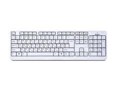 Клавиатура Sven KB-C2200W White SV-016340