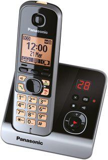 Радиотелефон Panasonic KX-TG6721 RUB