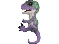 Игрушка WowWee Fingerlings Динозавр Рейзор Purple - Dark Green 3784