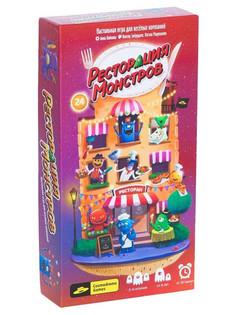 Настольная игра Cosmodrome Games Ресторация монстров 52018