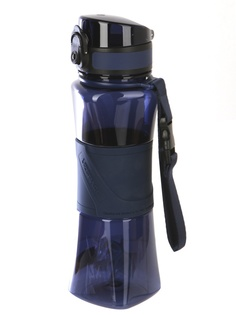 Шейкер Uzspace 6010 500ml Dark Blue