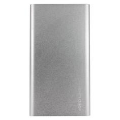 Аккумулятор Red Line J02 Power Bank 4000mAh Silver УТ000013098