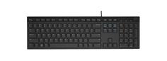 Клавиатура Dell KB216 Black 580-ADGR