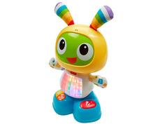 Игрушка Fisher-Price Веселые ритмы. Обучающий робот Бибо (DJX26) Mattel