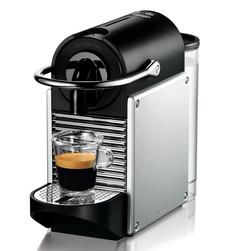 Кофемашина DeLonghi Nespresso EN 125.S Silver