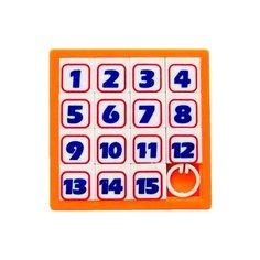 Головоломка Эврика Пятнашки Orange 90039 Evrika
