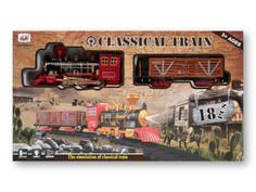 Игрушка Zoomi Классическая железная дорога ZM268