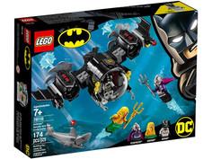 Конструктор Lego DC Super Heroes Бэтсубмарина подводное сражение 174 дет. 76116