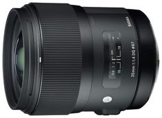 Объектив Sigma Nikon AF 35 mm F/1.4 DG HSM ART