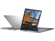 Ноутбук Dell Vostro 5370 Grey 5370-7376 (Intel Core i5-8250U 1.6 GHz/8192Mb/256Gb SSD/AMD Radeon 530 2048Mb/Wi-Fi/Bluetooth/Cam/13.3/1920x1080/Linux)