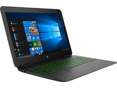Ноутбук HP Pavilion 15-dp0099ur Shadow Black 5AS68EA (Intel Core i5-8300H 2.3 GHz/8192Mb/1000Gb/nVidia GeForce GTX 1060 3072Mb/Wi-Fi/Bluetooth/Cam/15.6/1920x1080/Windows 10 Home 64-bit)