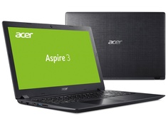 Ноутбук Acer Aspire A315-33-P0QP Black NX.GY3ER.006 (Intel Pentium N3710 1.6 GHz/4096Mb/500Gb/Intel HD Graphics/Wi-Fi/Bluetooth/Cam/15.6/1366x768/Linux)