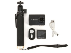 Экшн-камера Xiaomi YI 4K Travel Edition Black