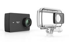 Экшн-камера Xiaomi YI 4K+ Waterproof Case Kit Black