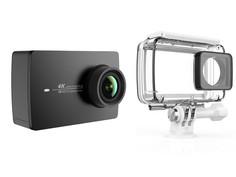 Экшн-камера Xiaomi YI 4K Action Camera Waterproof Case Kit Black