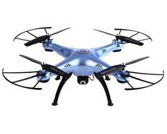 Квадрокоптер Syma X5HW Blue