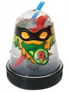 Игрушка антистресс Лизун Slime Ninja 130гр Затерянный мир, динозавр S130-13