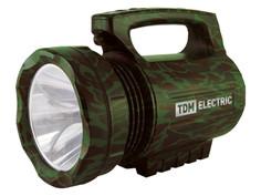 Фонарь TDM-Electric Тактика 3 SQ0350-0052