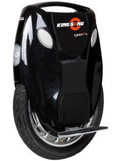 Моноколесо KingSong KS18S 840Wh Black