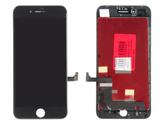 Дисплей RocknParts для APPLE iPhone 8 Plus Black 620871