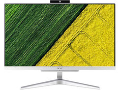 Моноблок Acer Aspire C22-865 Silver DQ.BBSER.004 (Intel Core i5-8250U 1.6 GHz/4906Mb/1Tb/UHD Graphics 620/Wi-Fi/Cam/21.5/1920x1080/Endless OS)