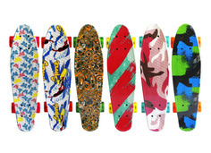 Скейт Explore Crica mix