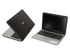 Ноутбук ASUS VivoBook X555QA-DM332T Matt Silver 90NB0D52-M04280 (AMD A10-9620P 2.5 GHz/8192Mb/256Gb SSD/AMD Radeon R5/Wi-Fi/Bluetooth/Cam/15.6/1920x1080/Windows 10 64-bit)