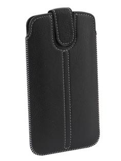 Чехол с лентой Neypo Pocket Case для смартфонов до 4.7-inch 65x140mm Black NP10423