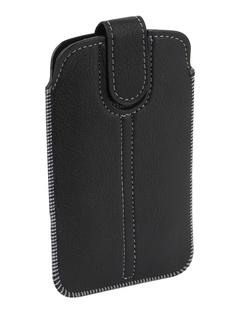 Чехол с лентой Neypo Pocket Case для смартфонов до 3.5-inch 60x115mm Black NP10427