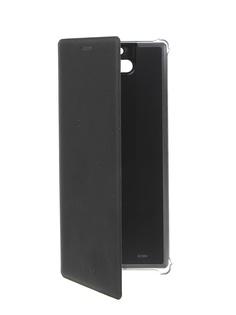 Аксессуар Чехол Sony Xperia X10 SCSI10 Black 1317-8489