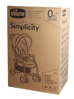 Коляска Chicco Simplicity Plus Top Grey 07079115470000