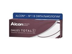 Контактные линзы Alcon Dailies Total 1 (30 линз / 8.5 / -1.75)