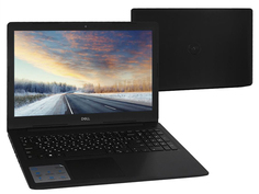 Ноутбук Dell Inspiron 5570 5570-3755 (Intel Core i5-7200U 2.5 GHz/8192Mb/1000Gb/DVD-RW/AMD Radeon 530 4096Mb/Wi-Fi/Bluetooth/Cam/15.6/1920x1080/Linux)