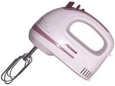 Миксер Аксинья КС-406 White-Dark Pink