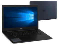 Ноутбук Dell Inspiron 5570 5570-7864 (Intel Core i5-8250U 1.6 GHz/4096Mb/1000Gb/DVD-RW/AMD Radeon 530 2048Mb/Wi-Fi/Bluetooth/Cam/15.6/1920x1080/Windows 10 64-bit)