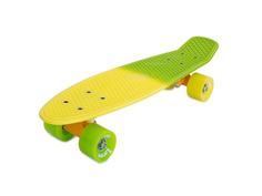 Скейт Larsen Summer 2 Yellow-Green