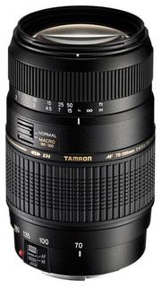 Объектив Tamron Canon AF 70-300 mm F/4-5.6 Di LD Macro 1:2