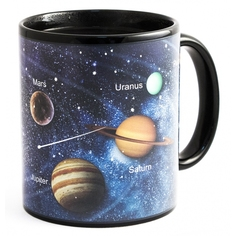 Кружка Эврика Звездное небо 98482 Evrika