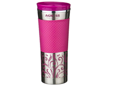 Термокружка Agness 400ml 910-505