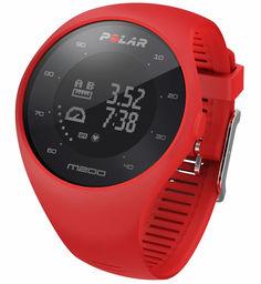 Умные часы Polar M200 Red