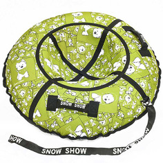 Тюбинг SnowShow Стандарт 105cm Lars Green