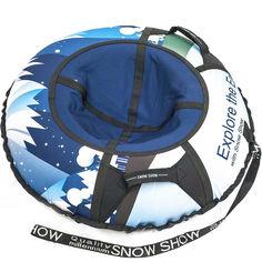 Тюбинг SnowShow X-line Snow