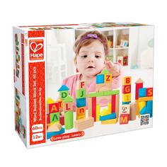 Кубики Hape Е8007