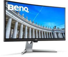 Монитор BENQ EX3501R Black