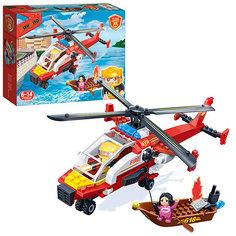Конструктор BanBao Пожарный вертолет 191 дет. 7107 / 293994