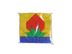 Кубики Десятое Королевство Клубничка 31 эл. 00910