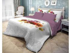 Постельное белье Волшебная ночь Прованс Fialki Комплект 2 спальный Ранфорс 710558