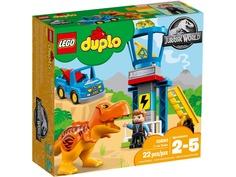 Конструктор Lego Duplo Jurassic World Башня Ти-Рекса 10880